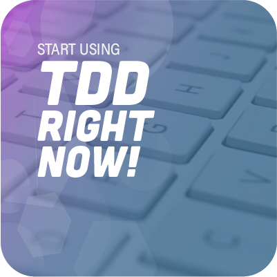 Get started with TDD right now