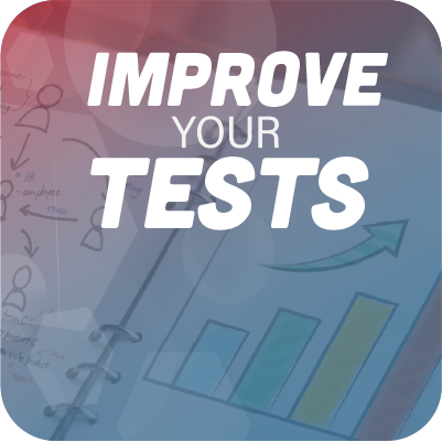 Improve your tests